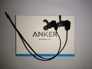 Le casque bluetooth Anker SoundBuds