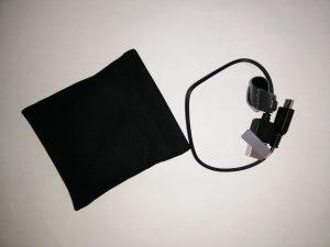 Pochette et cable usb Anker SoundBuds